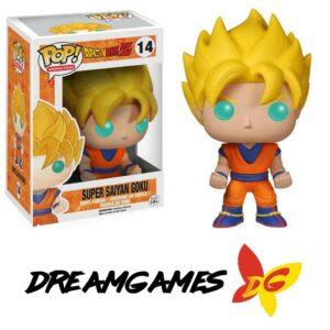 Figurine Pop Dragon Ball Z 14 Super Saiyan Goku