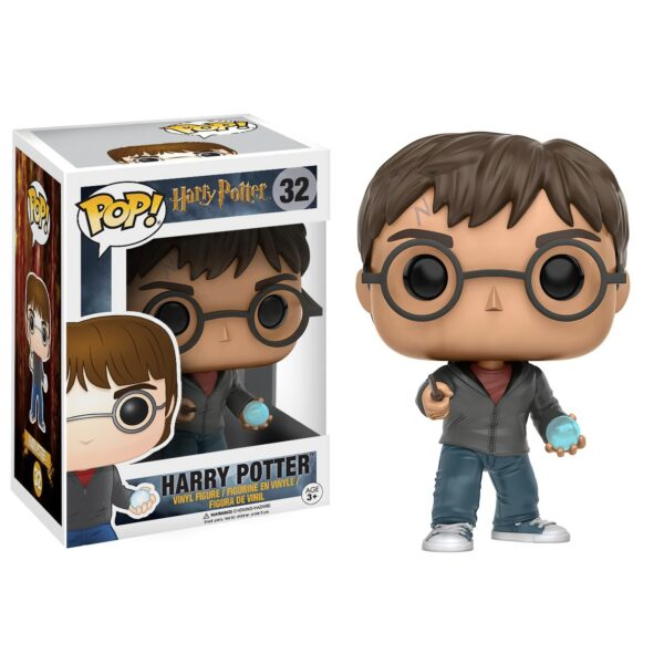 Figurine Pop Harry Potter 32 with Prophecy 1