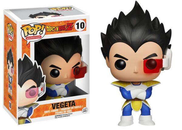 Funko Pop! Dragon Ball Z 10 Vegeta 1