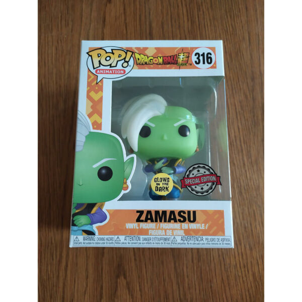 Figurine Pop Dragon Ball Super 316 Zamasu GITD 1