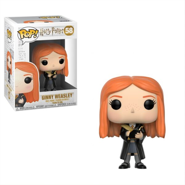 Funko PoP! Harry Potter 58 Ginny Weasley with Diary (Not mint) 1