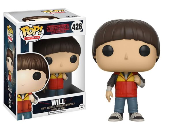 Funko Pop! Television Stranger Things 426 WILL 1
