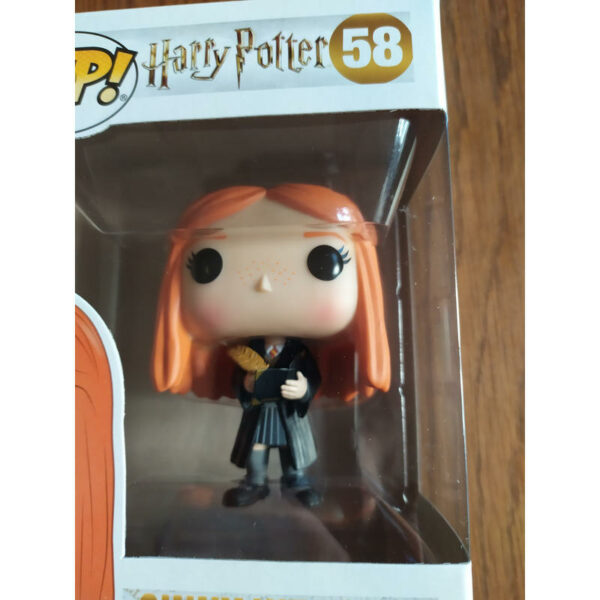 Funko PoP! Harry Potter 58 Ginny Weasley with Diary (Not mint) 2