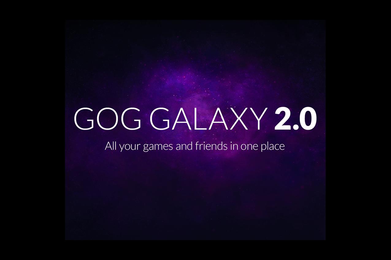 GOG GALAXY 2.0 Beta 3