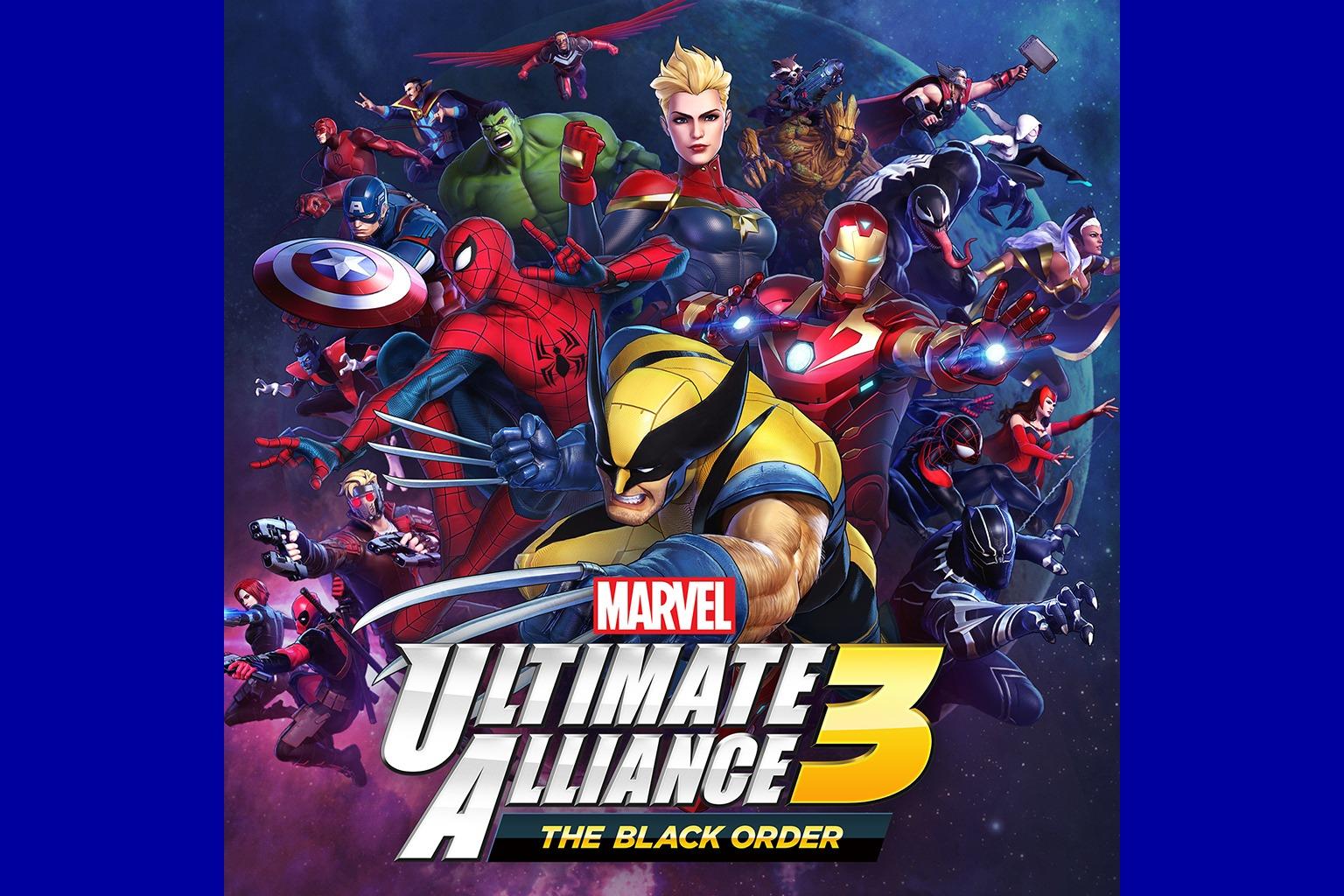 Marvel Ultimate Alliance 3 The Black Order 2
