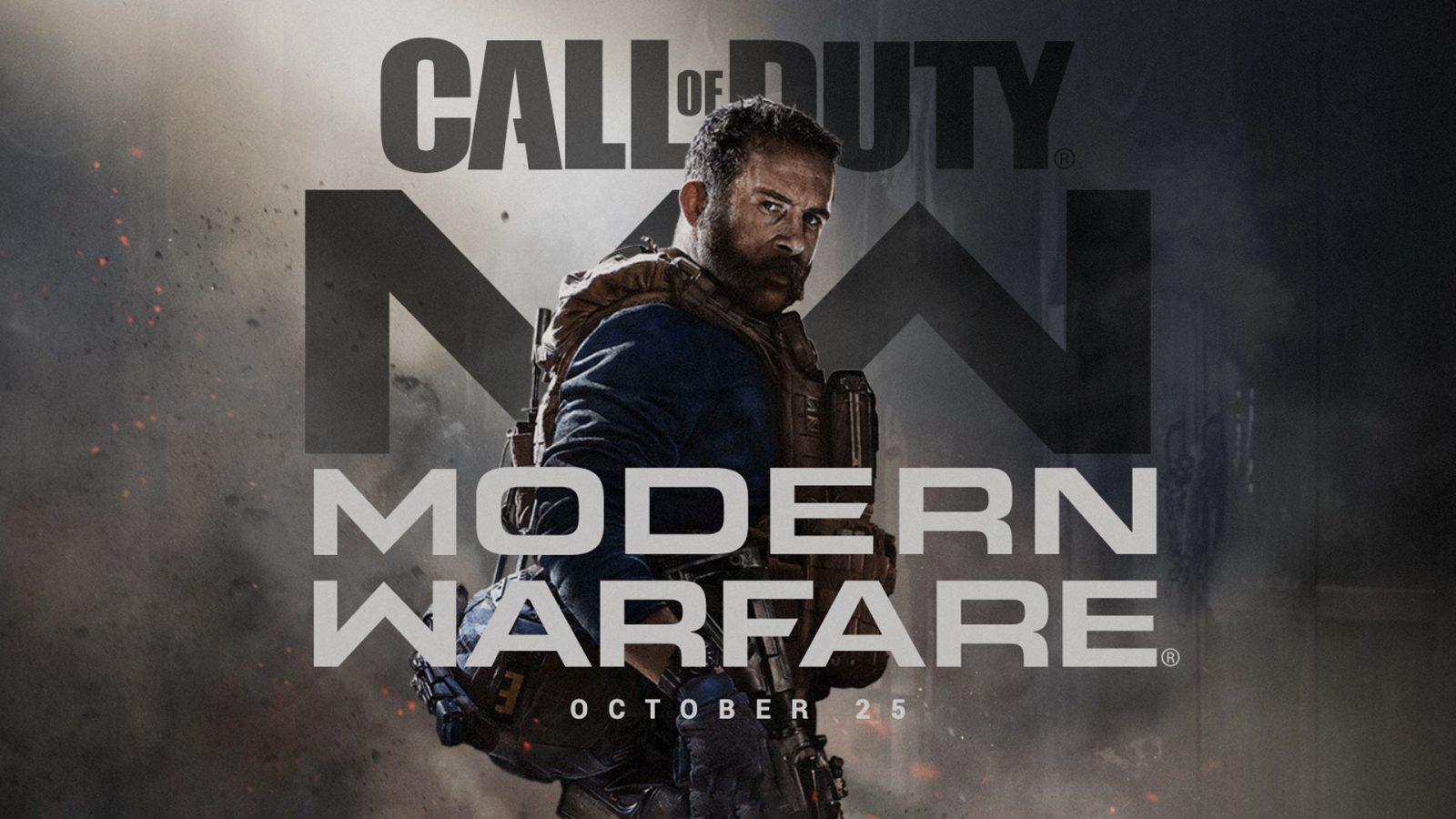Call of Duty Modern Warfare Bande-Annonce 1