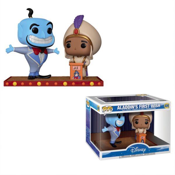 Funko PoP! Aladdin 409 ALADDIN's FIRST WISH 1