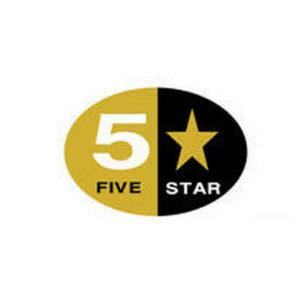 5 Five Star