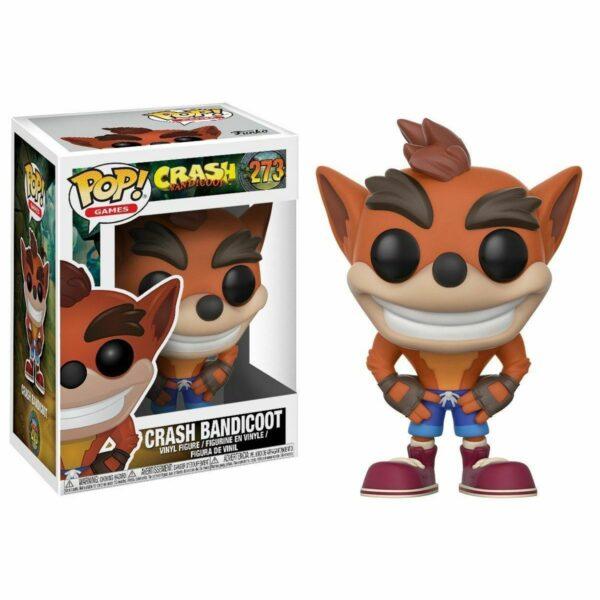 Funko Pop! Games 273 Crash Bandicoot 1