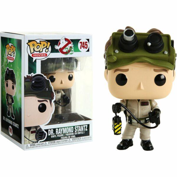Funko Pop! Ghostbusters 745 Dr Raymond Stantz (Not mint) 1