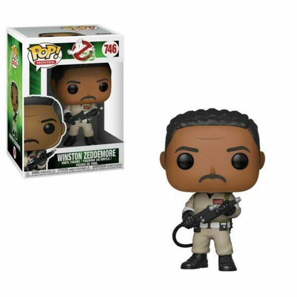 Funko Pop! Ghostbusters 746 Winston Zeddemore 1