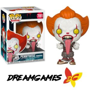 Figurine Pop It Chapter Two 781 Pennywise Funhouse