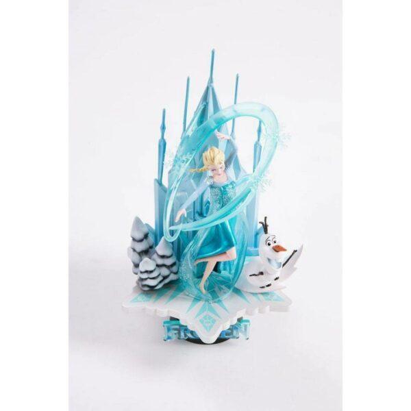D-Select Diorama Disney Frozen 1
