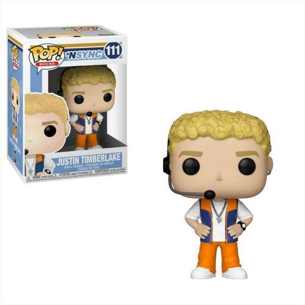 Funko Pop! NSYNC 111 Justin Timberlake 1