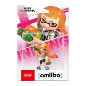 Nintendo Amiibo Super Smash Bros. Inkling