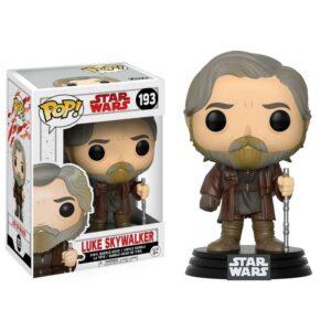 Funko Pop! Star Wars 193 Luke Skywalker