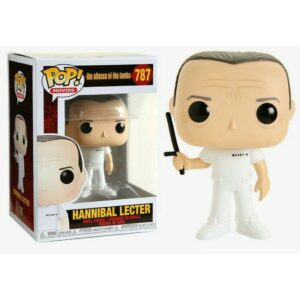 Funko Pop Silence of the Lambs Hannibal Lecter