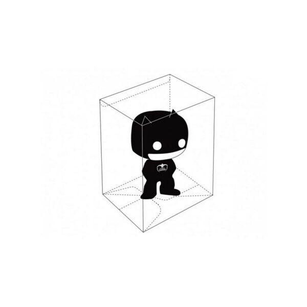 10 pochettes de protection pour figurines Pop Standard 1
