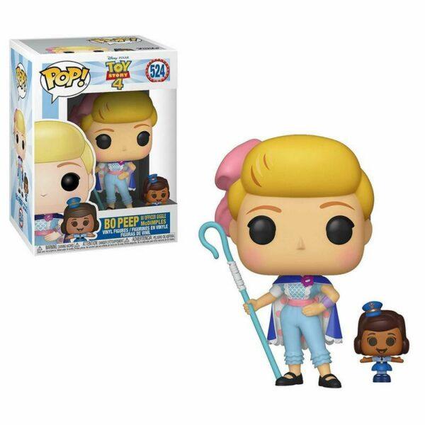 Funko Pop! Toy Story 4 Bo Peep w/ G. McDimples