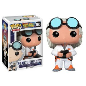 Funko Pop Back to the Future Dr. Emmett Brown