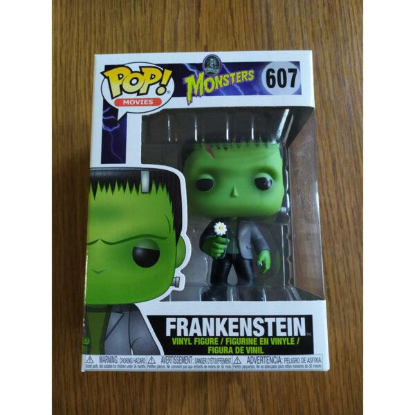 Funko Pop Monsters 607 Frankenstein (Not mint) 2