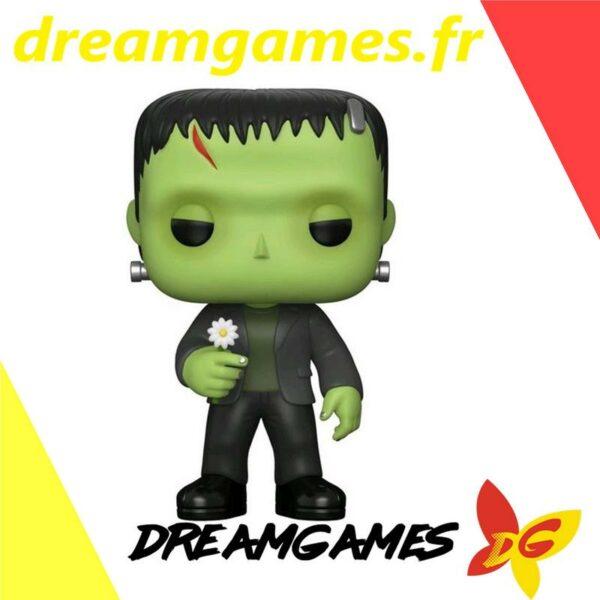 Funko Pop Monsters 607 Frankenstein (Not mint) 1