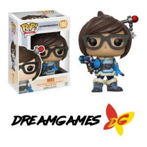 Figurine Pop Overwatch 180 Mei