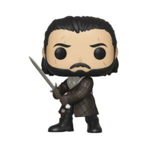 Funko Pop Game of Thrones 80 Jon Snow Saison 8