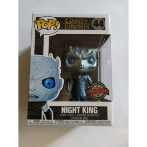Funko Pop Game of Thrones 44 Night King Metal