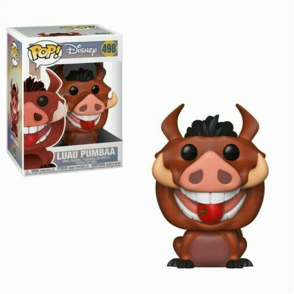 Funko Pop Disney 498 Lion King Luau Pumbaa