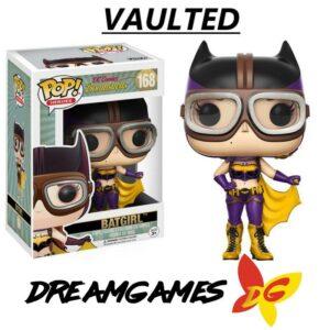 Figurine Pop DC Comics Bombshells 168 Batgirl VAULTED
