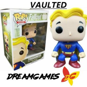 Figurine Pop Fallout 100 Toughness VAULTED