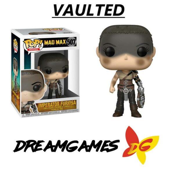 Figurine Pop Mad Max Fury Road 507 Imperator Furiosa VAULTED