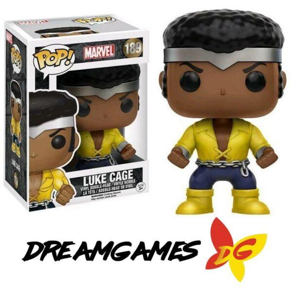 Figurine Pop Marvel 189 Luke Cage