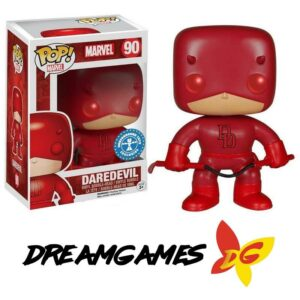 Figurine Pop Marvel 90 Daredevil Underground Toys Exclusive