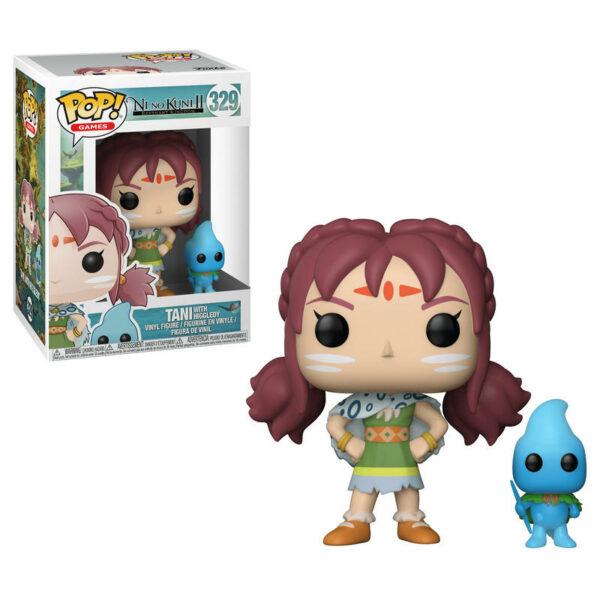 Figurine Pop Ni No Kuni II 329 Tani with Higgledy 1