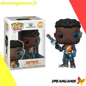 Figurine Pop Overwatch 559 Baptiste