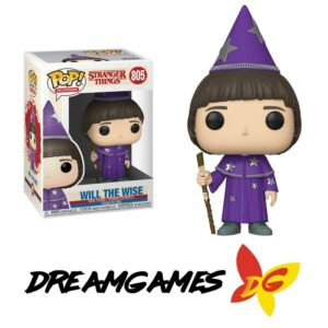 Figurine Pop Stranger Things 805 Will the Wise