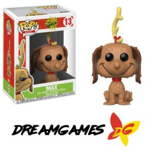 Figurine Pop The Grinch 13 Max VAULTED