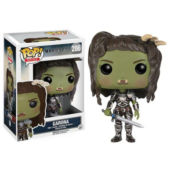 Figurine Pop Warcraft 286 Garona VAULTED