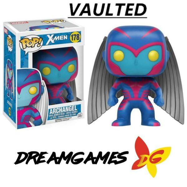 Figurine Pop X-Men 178 Archangel VAULTED
