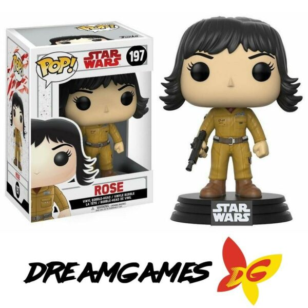 Figurine Pop Star Wars 197 Rose