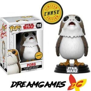Figurine Pop Star Wars 198 Porg CHASE