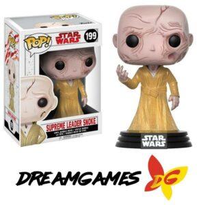 Figurine Pop Star Wars 199 Supreme Leader Snoke