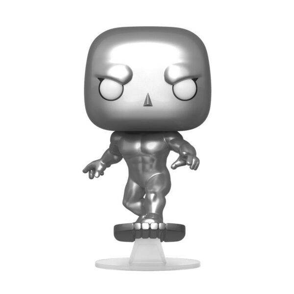 Figurine Pop Fantastic Four 563 Silver Surfer