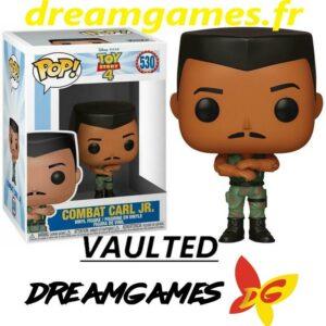 Figurine Pop Toy Story 4 530 Combat Carl JR. VAULTED