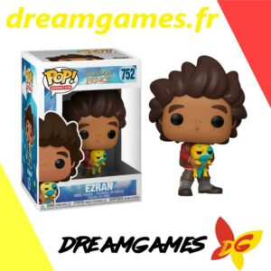 Figurine Pop Dragon Prince 752 Ezran