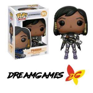 Figurine Pop Overwatch 95 Pharah Titane