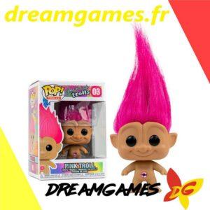 Figurine Pop Trolls 03 Pink Troll