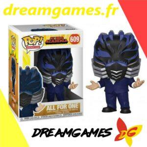 Figurine Pop My Hero Academia 609 All For One